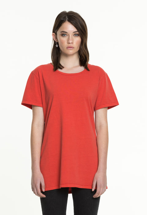 SURE TEE - WASHED RED