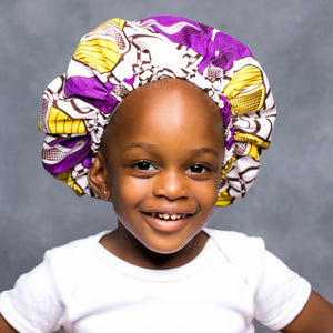 "MEI ""KIDDIES"" ANKARA BONNET"