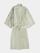 Karyna Dot Silk Family Robe