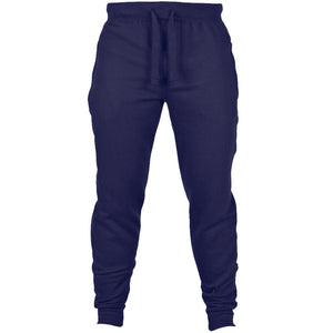 Navy - Casual Fit Jogging Trousers