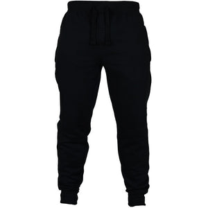Black - Casual Fit Jogging Trousers