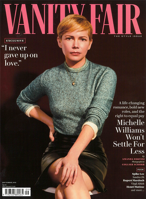 VANITY FAIR - September 2018 Issue