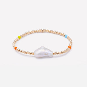 AQUA MINI NOOR RAINBOW BRACELET 3MM