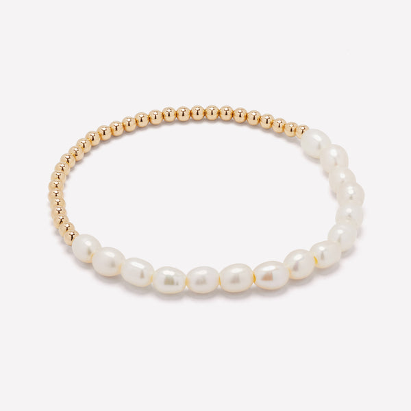 COCO PEARL ANKLET