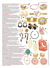 Two tone Rose gold and yellow gold ring bracelet on vanity fair for women
