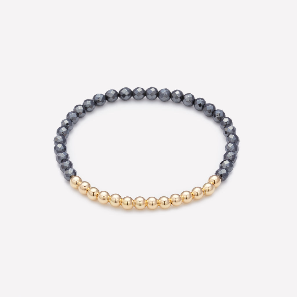 VALENTINA YELLOW GOLD BRACELET