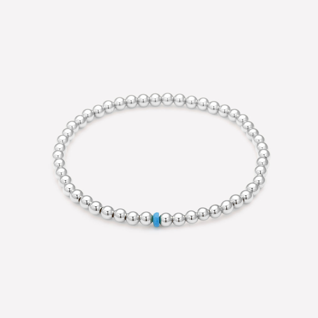 ELSA  SILVER ANKLET (CHILD)