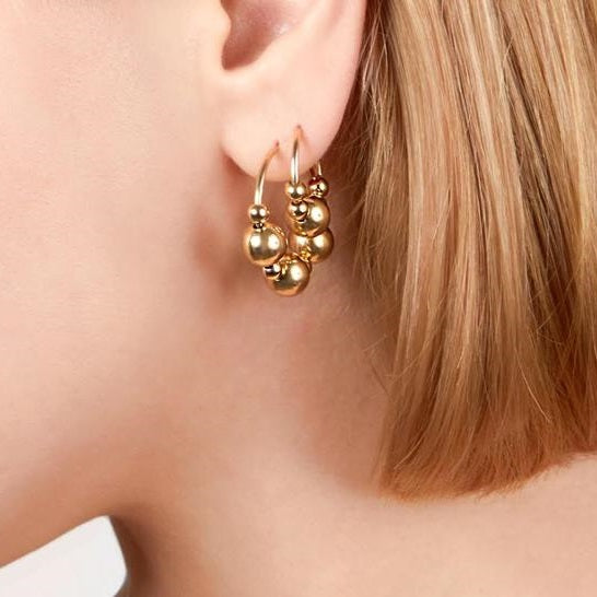 EMILIE 24MM EARRING