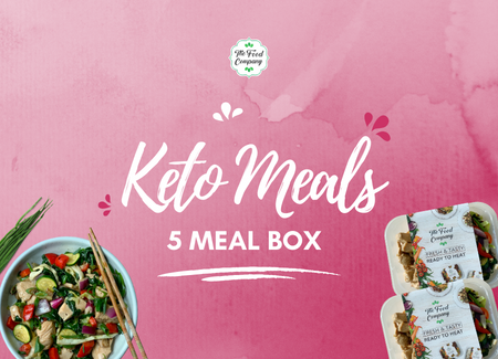 Keto Meal 5 Meal Box - The Food Company