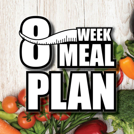 8 Week Challenge 12 Meal Pack