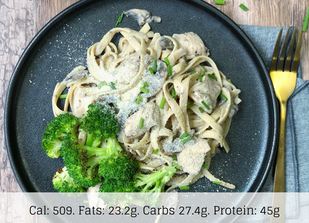 Chicken Fettuccine - The Food Company