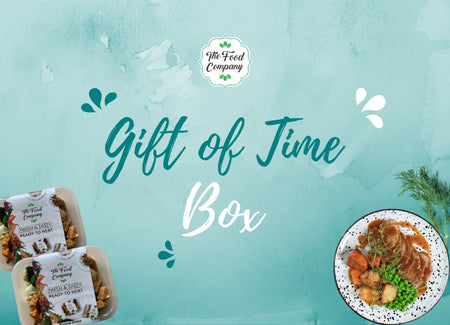 Gift of Time Box - The Food Company