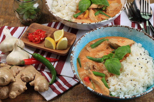 Thai Red Chicken