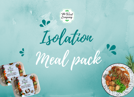 Isolation Meal Pack (8 Meals) - The Food Company