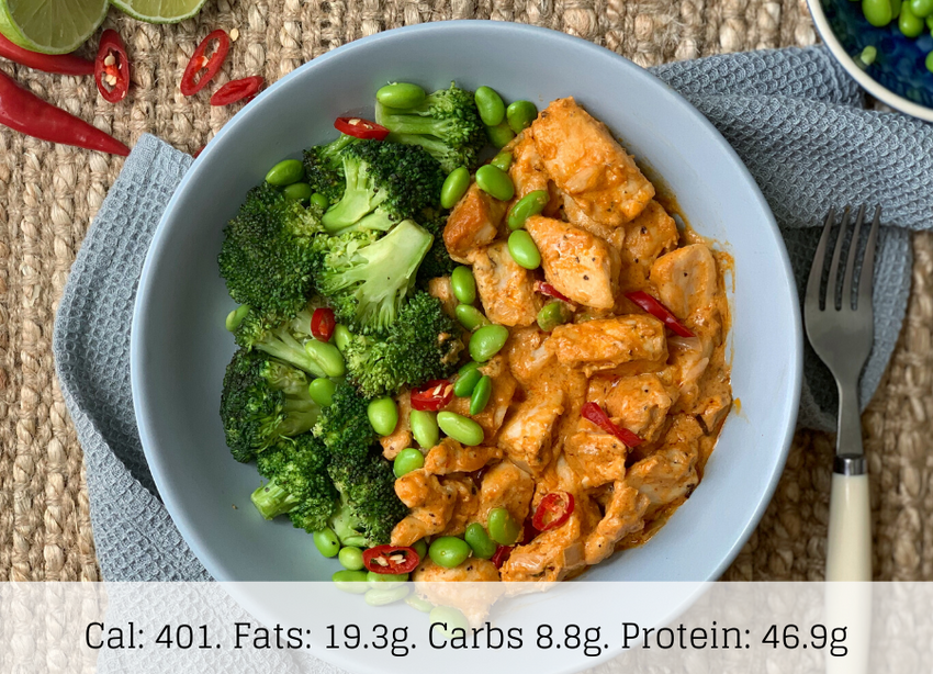 KETO - Satay Chicken - The Food Company