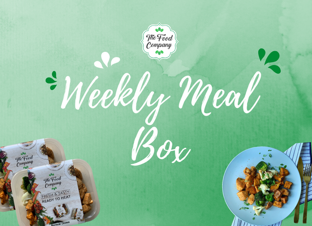 Weekly Meal Box | Build Your Own - The Food Company