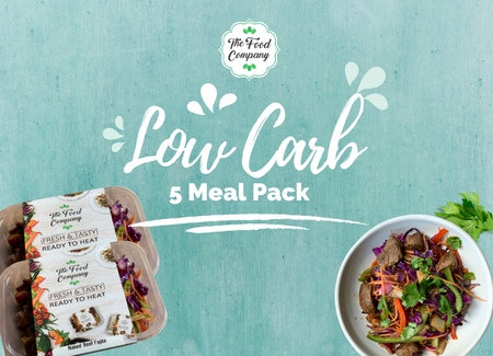 Low Carb 5 Meal Box - The Food Company