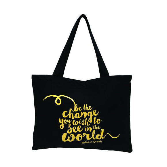 Be the Change Tote