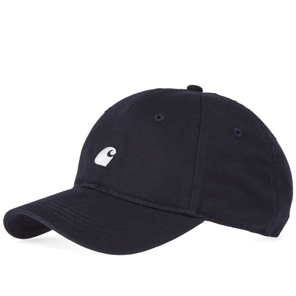 Carhartt Major Cap Dark Navy/White - Stencil