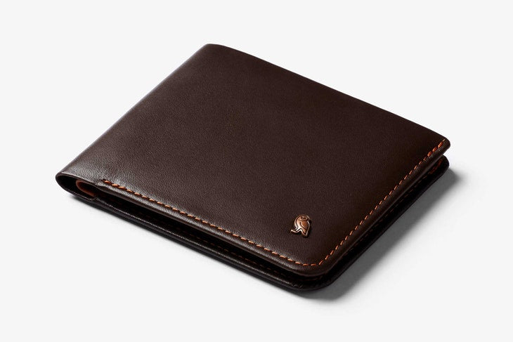 Bellroy Hide & Seek Hi Wallet Java - RFID - Stencil