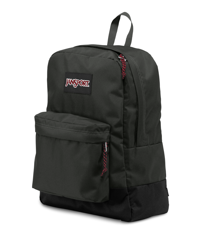 Jansport BlackLabel Superbreak Forge Grey - Stencil