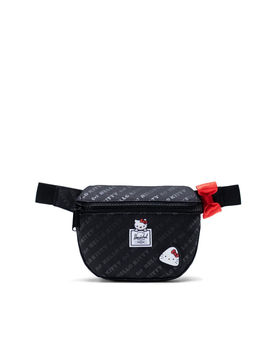 Herschel Fifteen Hello Kitty Black Bento Box - Stencil
