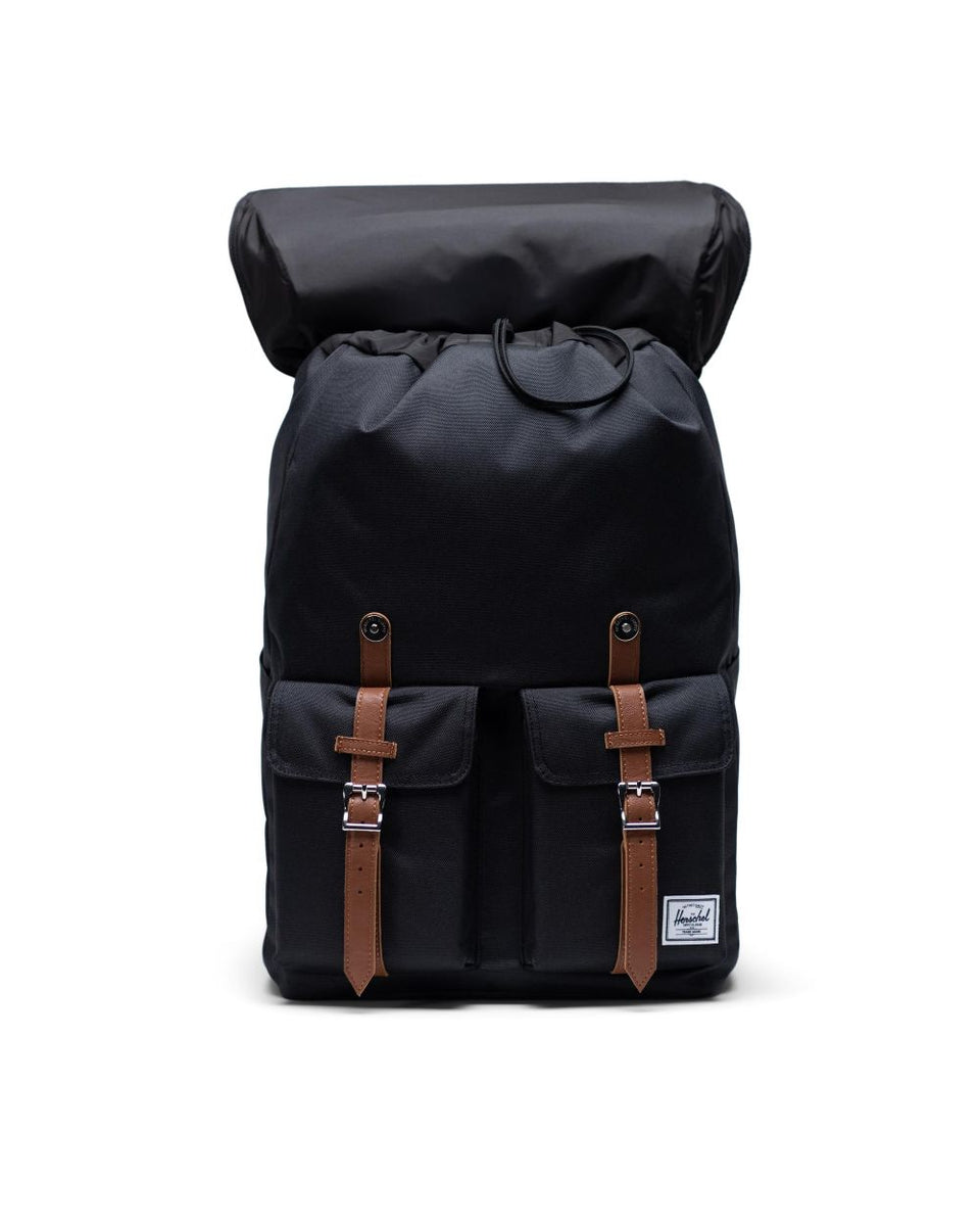 Herschel Buckingham Black/Tan - Stencil