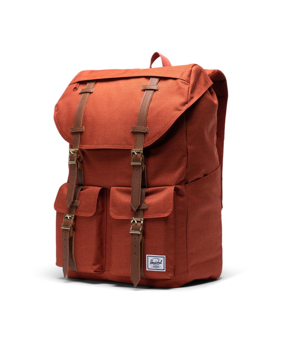 Herschel Buckingham Picante Crosshatch/Tan - Stencil