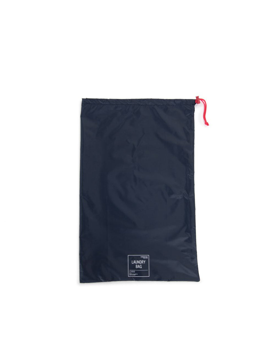 Herschel Laundry Bag Set Navy/Red - Stencil