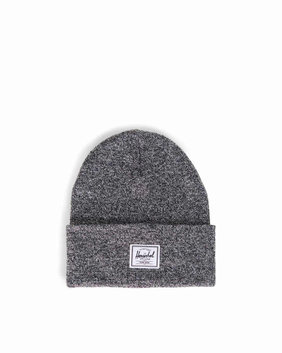Herschel Elmer Beanie Heather Black - Stencil