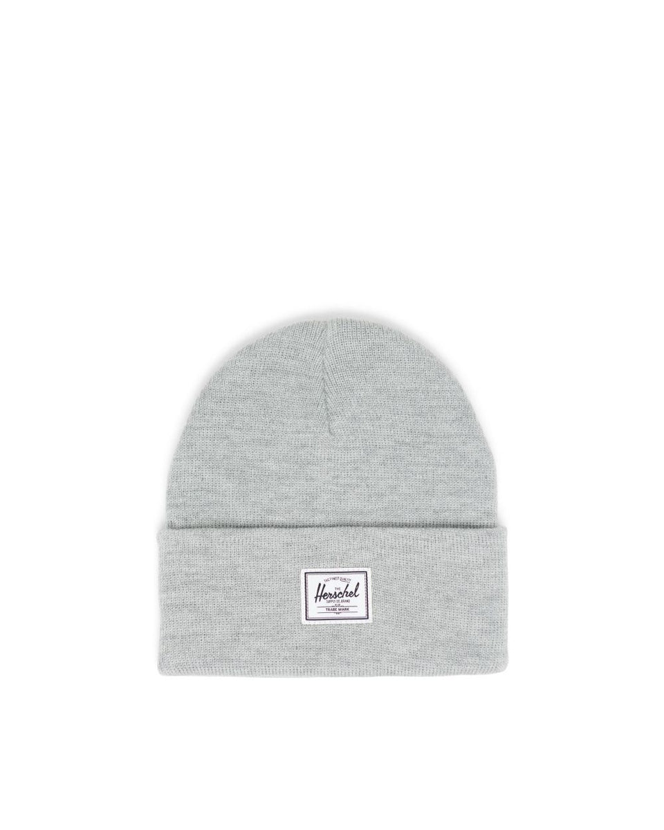 Herschel Elmer Beanie Heather Grey - Stencil