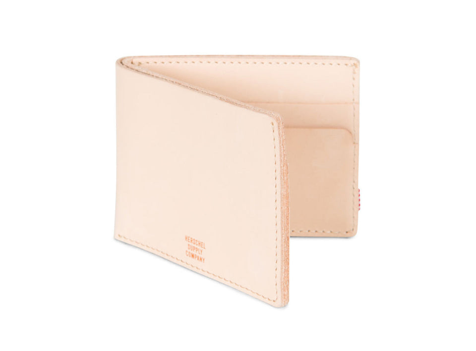 Herschel Miles Wallet Natural