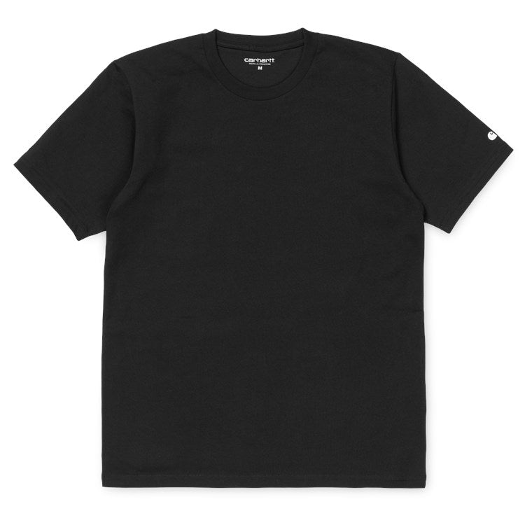 Carhartt Short Sleeve Base T Shirt Black/White