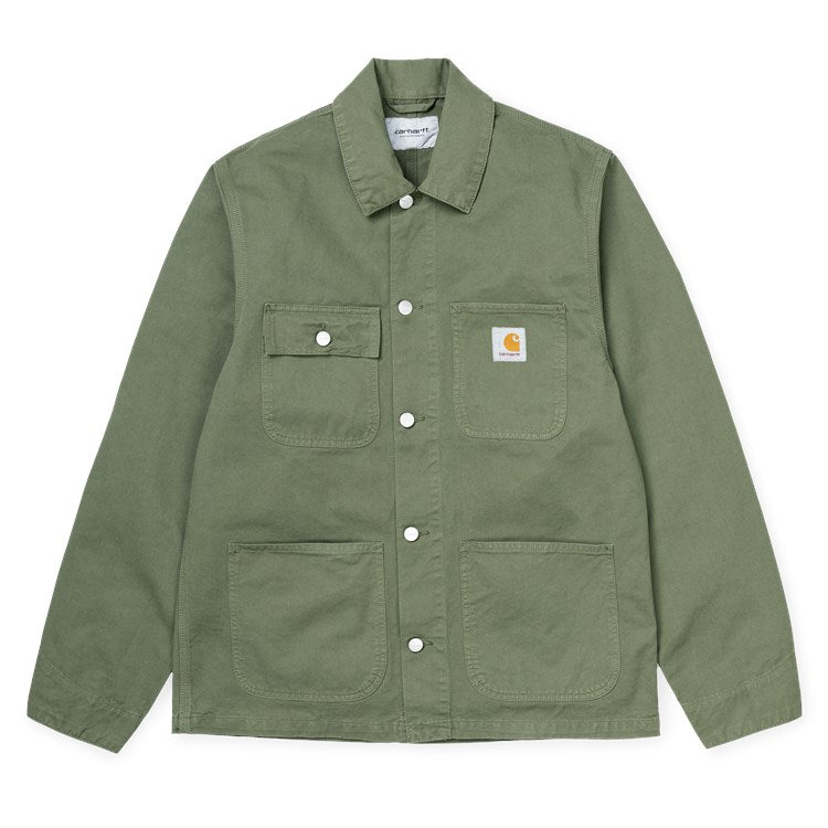 Carhartt Michigan Chore Coat Dollar Green