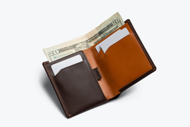 Bellroy Note Sleeve Wallet Java - RFID - Stencil