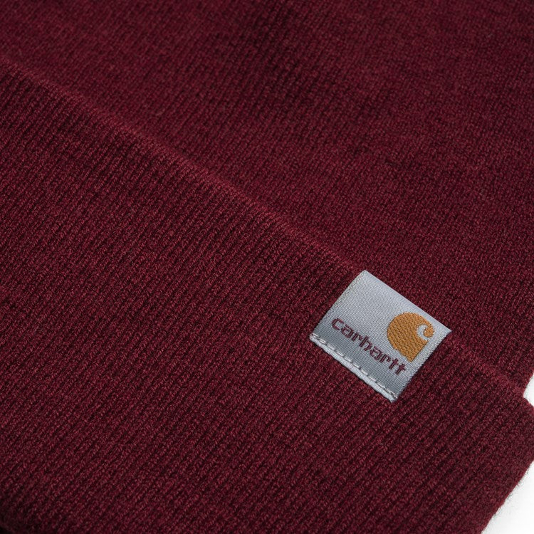 Carhartt Playoff Beanie Bordeaux