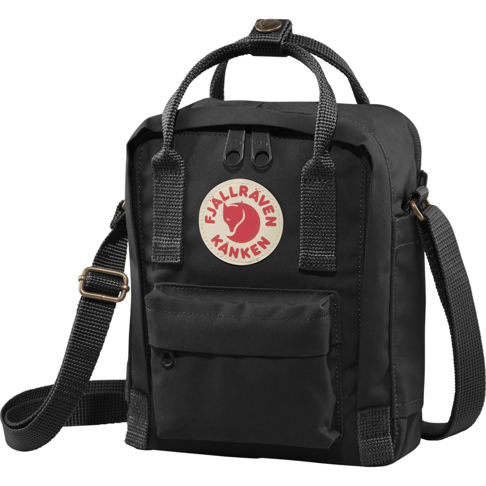 Fjallraven Sling Bag Black