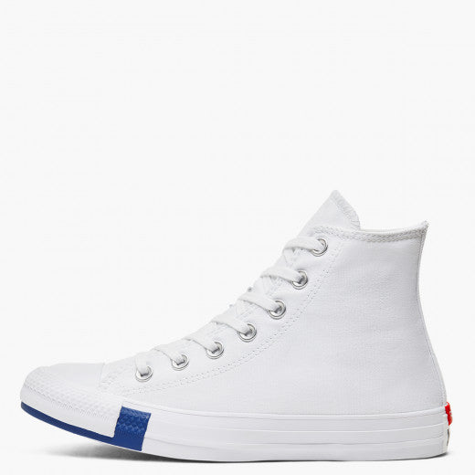 Converse Chuck Taylor All Star Multi Logo White - Stencil