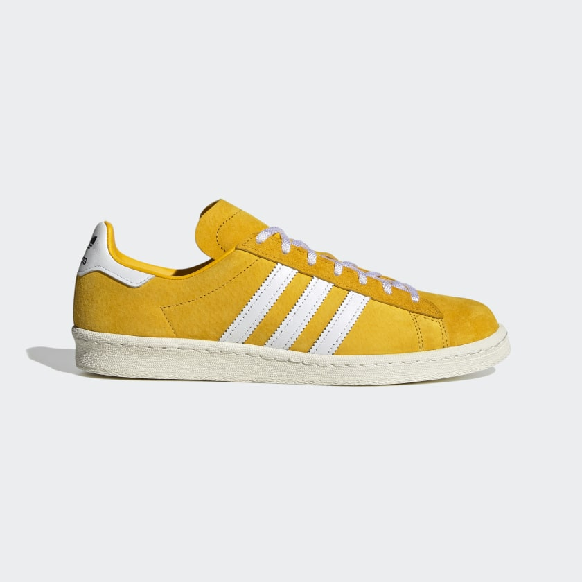 Adidas Campus 80s Bold Gold / Cloud White / Core Black