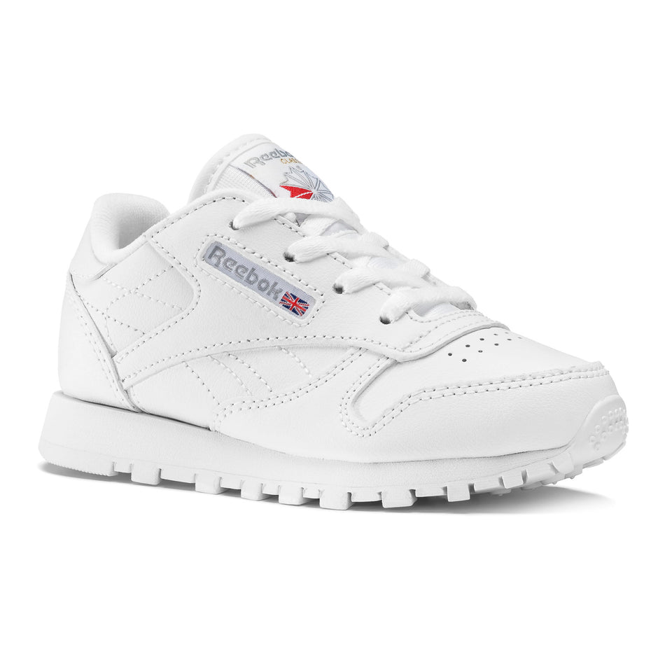 Reebok Classic Leather Infants White