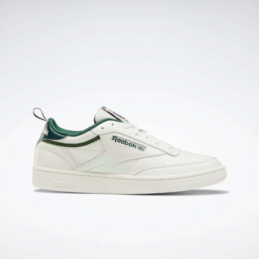 Reebok Club C 85 Utility Green Chalk