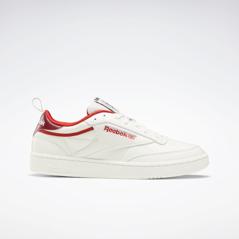 Reebok Club C 85 Legacy Red Chalk