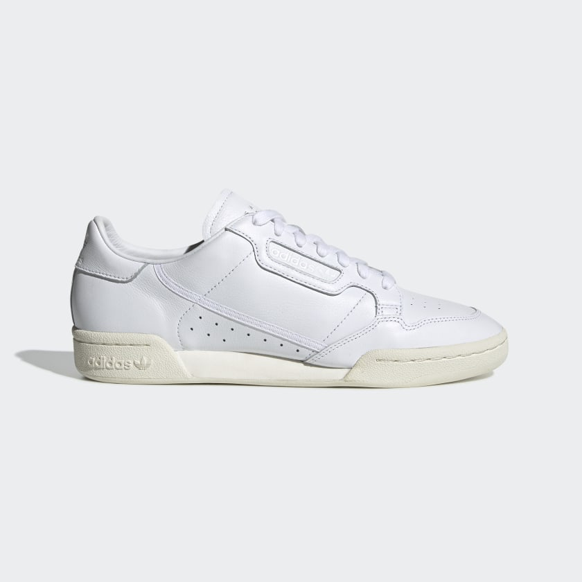 Adidas Continental 80 Cloud White/Cloud White/Off White