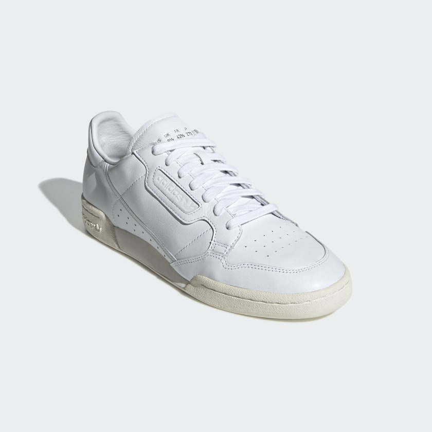 Adidas Continental 80 Cloud White/Cloud White/Off White - Stencil