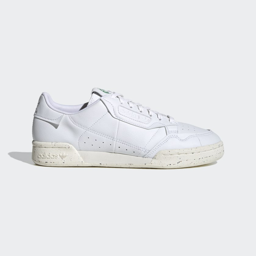 Adidas Continental 80 Cloud White/Green