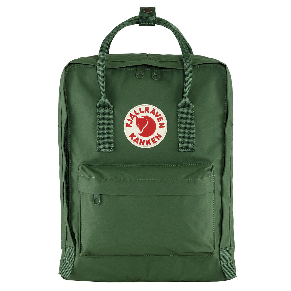 Fjallraven Kanken Backpack Spruce Green