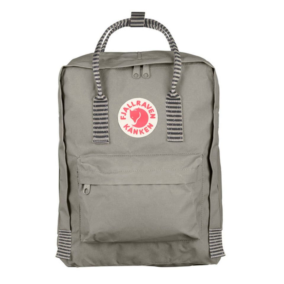 Fjallraven Kanken Backpack Fog-Striped