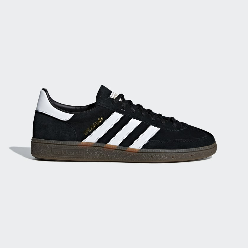 Adidas Handball Spezial Core Black/Cloud White/Gum