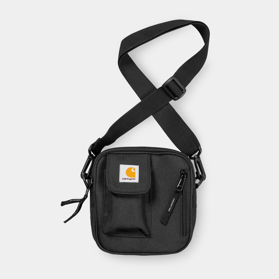 Carhartt Essentials Bag Small Black - Stencil