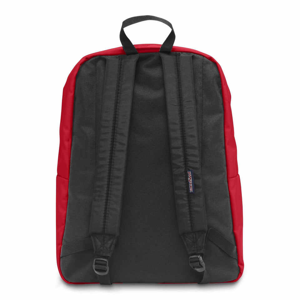 Jansport Superbreak Red Tape - Stencil